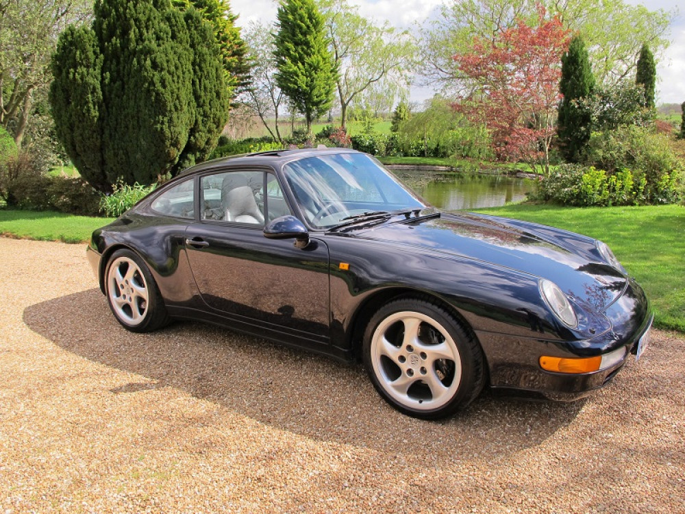 993 Carrera 2 Coupe Tiptronic