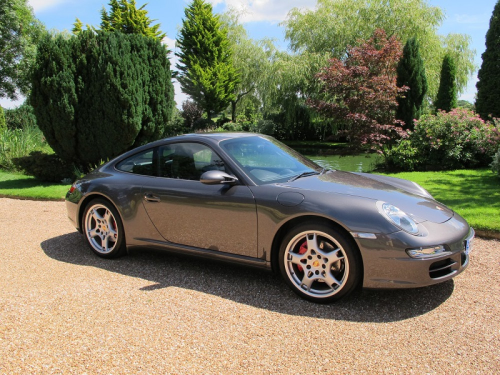 997 Carrera C4S 3.8 Coupe