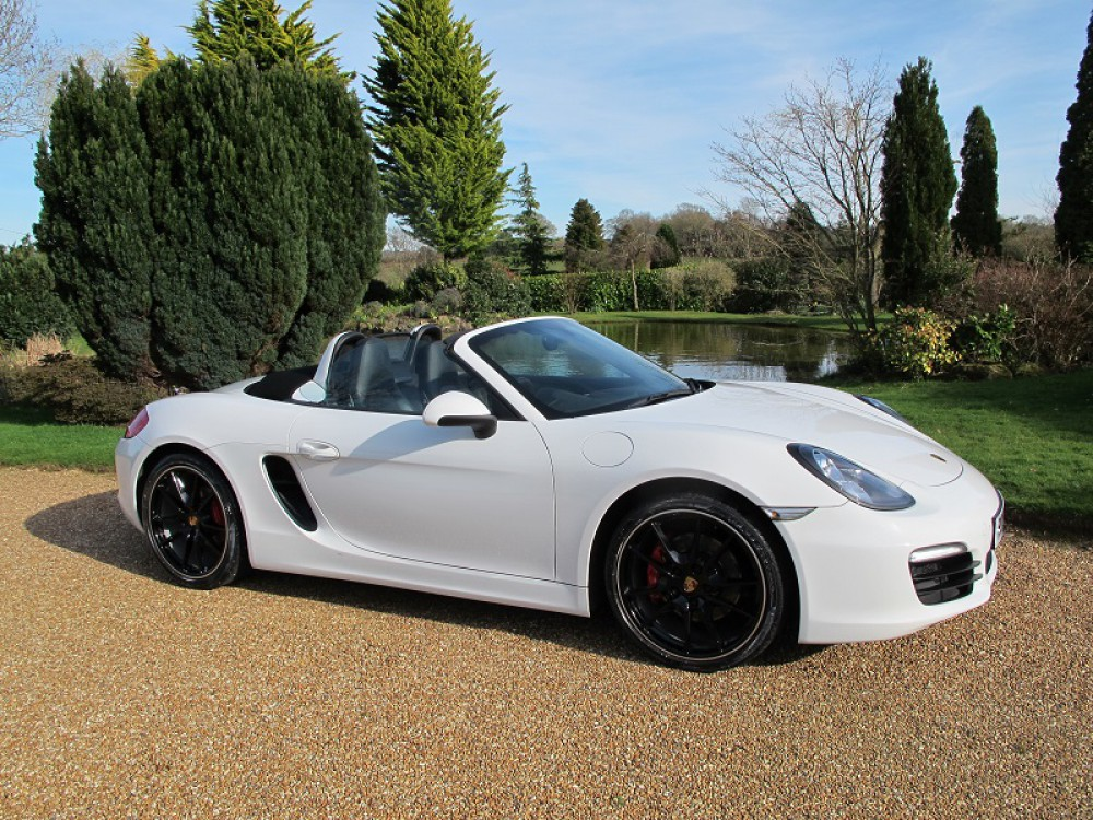 Boxster S 3.4 PDK