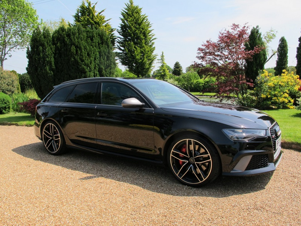 RS6 Avant Performance 4.0 V8T Quattros