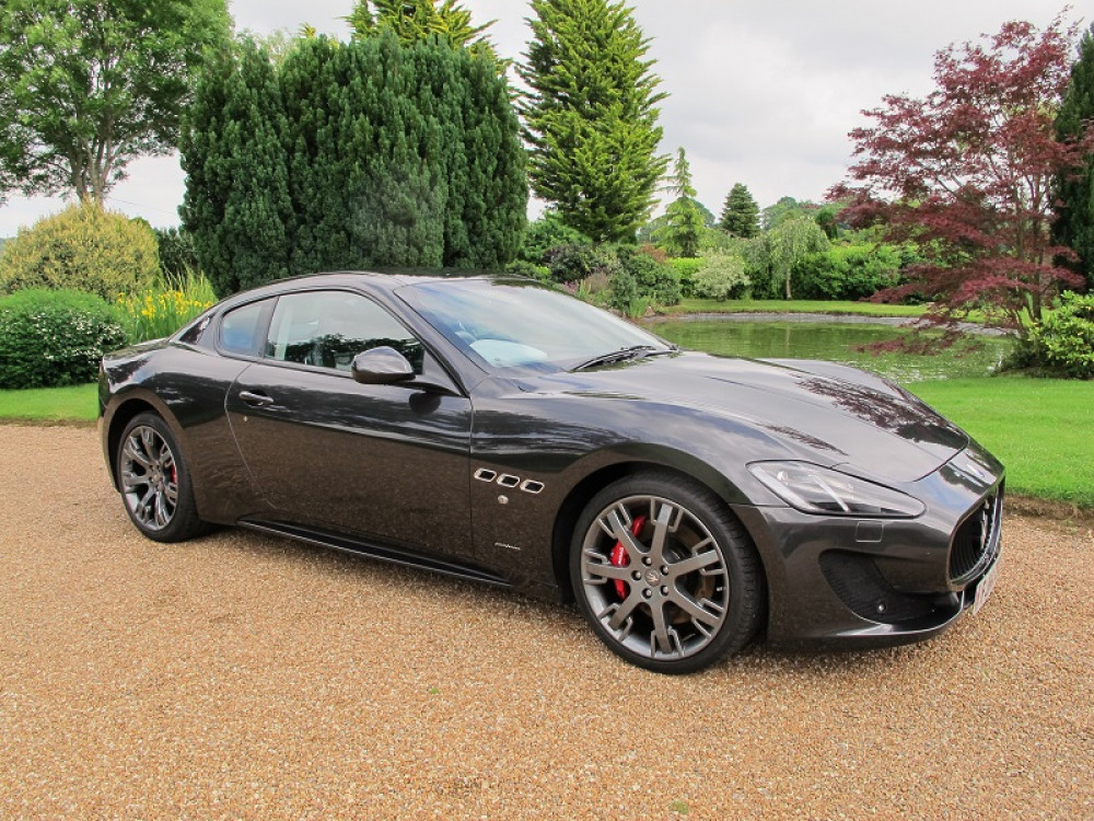 GranTurismo Sport Coupe 4.7 V8 MC Shift