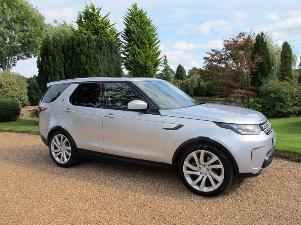 Discovery 5 TDV6 3.0 HSE