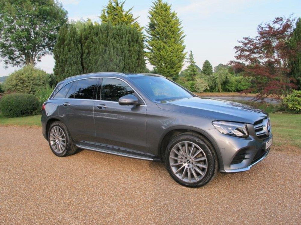 GLC 350d AMG Line Premium Plus 4-Matic