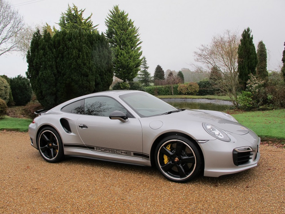 991 Turbo-S Exclusive 'GB Edition' Coupe PDK