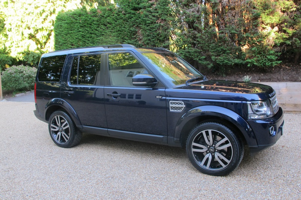 Discovery 4 HSE Luxury 3.0 SDV6 Auto